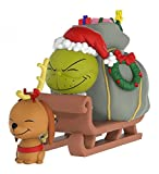 Funko Dorbz Ridez: The Grinch - Max On Sled Collectible Vinyl Figure