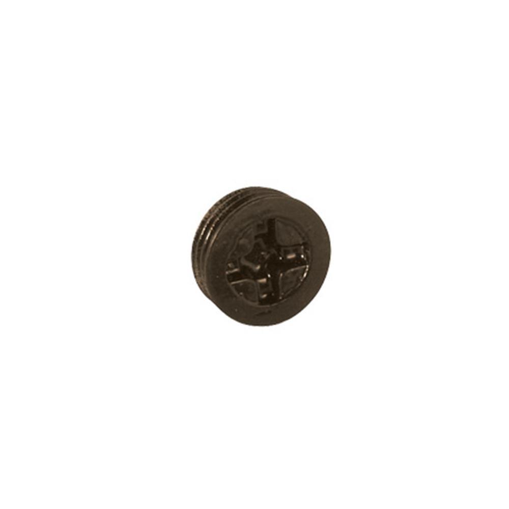 TayMac CP5050Z Metallic Closure Plug Weatherproof Accessories Bronze 1//2-Inch Per Box