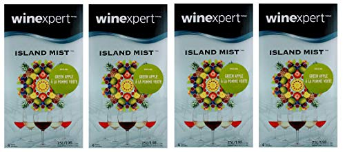 Green Apple Riesling (Island Mist) (4-Pack) by Midwest Homebrewing and Winemaking Supplies (Image #3)