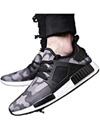 Men Outdoors Shoes, Men's Athletic Shoes Casual Sneakers Running Breathable Sports Shoes