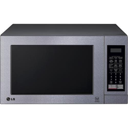 LG LCS0712ST - 0.7 Cu. Ft. Compact Microwave - Stainless-Steel
