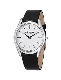 Stuhrling Original Men's Classic Ascot Swiss Quartz Ultra Slim Watch 434.33152