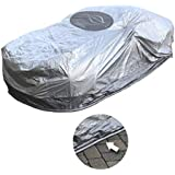 CoverSeal 210 Rodent, Rat, Mice Preventing Weatherproof Car Cover Mid-Size (L=189in, W=70in, H=67in, Rear= 50in)