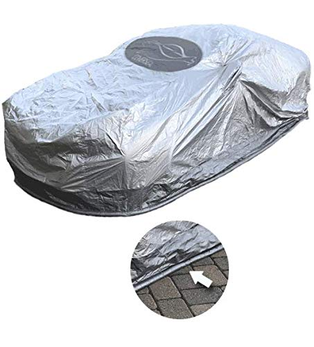 CoverSeal 210 Rodent Preventing Weatherproof Car Cover Full-Size