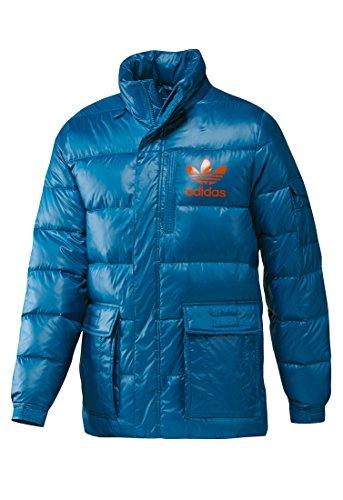 Adidas Adicolor Down Jacket Blue
