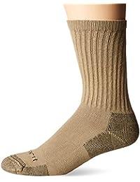 Men's 3-Pack Standard All-Season Cotton Crew Work Socks