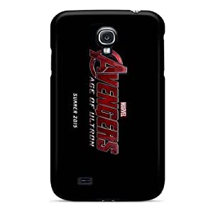 Excellent Hard Phone Covers For Samsung Galaxy S4 (TPI1197TisN) Custom Lifelike Ant Man Image
