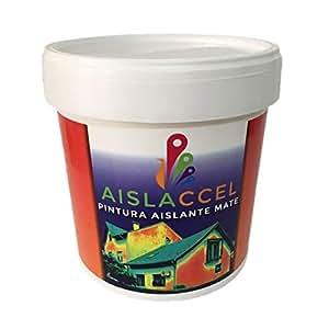 Aislaccel pintura pintura pared pintura pared interior - Pintura aislante termica interior ...