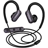 Bluetooth Headphones, Lesozoh Best Wireless Sports Earphones Noise Cancelling Headsets w/Mic IPX5 Waterproof HD Stereo Sweatproof in Ear Earbuds for Gym Workout Running