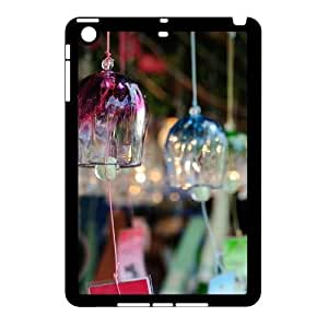 Custom Cover Case with Hard Shell Protection for Ipad Mini case with Wind chime lxa#265133
