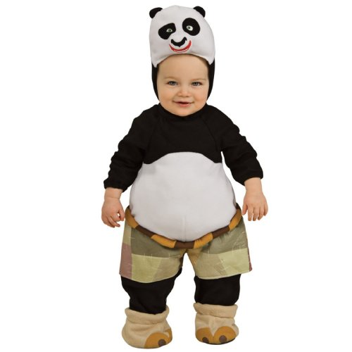 Kung Fu Panda Child Costume (Kung Fu Panda Halloween Costumes For Toddlers)