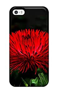Caitlin J. Ritchie's Shop Christmas Gifts For Red Flowers Protective Case Cover Skin/iphone 5/5s Case Cover 4644692K58510912