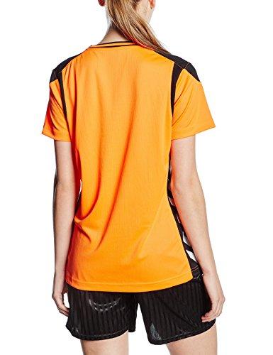 Fútbol De Mujer Orange Hummel Sirius black Para Naranja Manga Corta Camiseta  Shocking x6AEOqRwH 15a914c0ceced