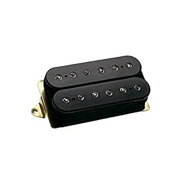 Amazon.com: DiMarzio DP104 Super 2 Humbucker Pickup Black F-Spaced ...