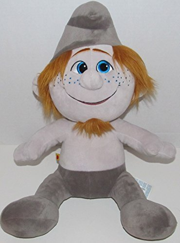 Build A Bear Mischievous Naughty Hackus Smurf Plush Toy by Build A Bear