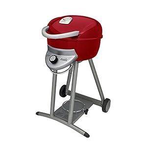 Char Broil 14601903 DI Bistro Infrared Gas Grill, LP, Red, 12,000 BTU