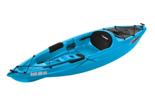 SUNDOLPHIN Sun Dolphin Bali SS Sit-on top Kayak (Ocean, 10-Feet)