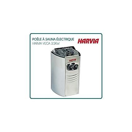 Estufa de sauna eléctrica Harvia Vega 3.5 kW