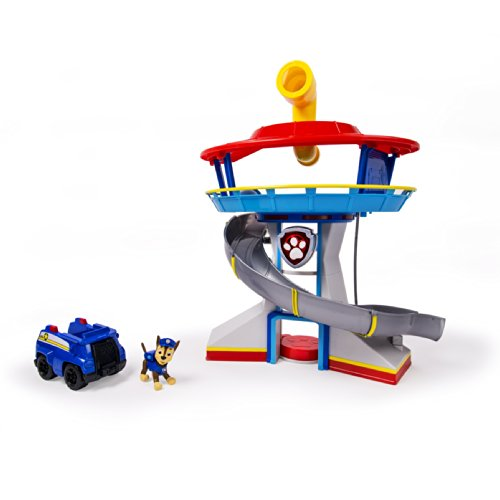 (Paw Patrol Look-out Playset)