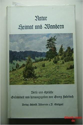 Natur Heimat Und Wandern Verse Und Sprüche Amazonde