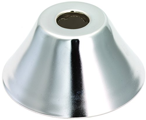 Plumb Pak PP92PC Deep Bath Flange, 1/2 in IPS, Chrome Plated