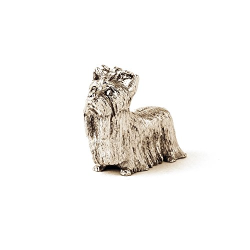Yorkshire Terrier Made in UK Artistic Style Dog Figurine Collection