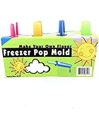 Gain 48 Freezer pop mold save