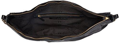 Hobo Halston Heritage Heritage Leather Halston Black 7wqr7SIxna