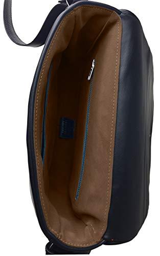 Tartan Inside Scott Pocket Back with and with Bag Shoulder Hand Leather HXqf7n