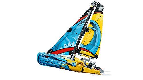 LEGO- Technic Yacht da Gara, Multicolore, 42074 3 spesavip