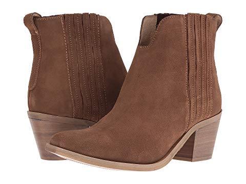[STEVE MADDEN(スティーブマデン)] レディースブーツ靴 Webster [並行輸入品] US 8.5(25.5cm) M Tan Suede B07JQD7QVW