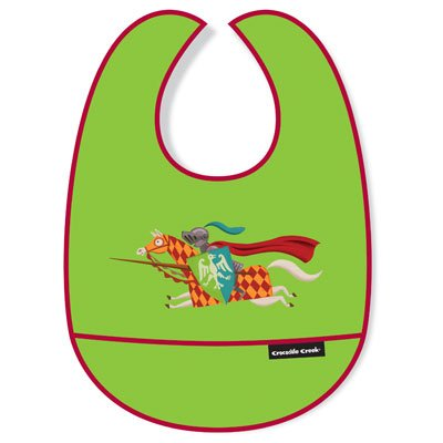 Crocodile Creek Bib (Crocodile Creek Bib - Jouster)