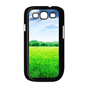 Samsung Galaxy S3 Cases Nature 71 for Women, Samsung Galaxy S3 Case for Girls for Women [Black]