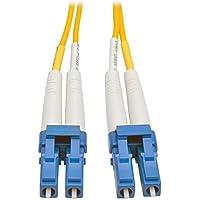 Tripp Lite 40M Duplex Singlemode SSF 8.3/125 Fiber Patch Cable (LC/LC) 131 (N370-40M)