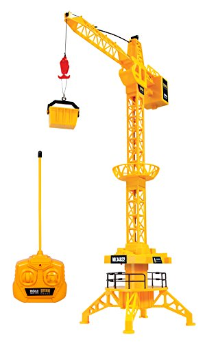 World Tech Toys King Force Crane Electric RTR RC Construction Vehicle, 1:40 Scale