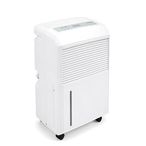 TROTEC Luftentfeuchter TTK 90 E (max. 30 L/Tag) Raumgröße bis 90 m²