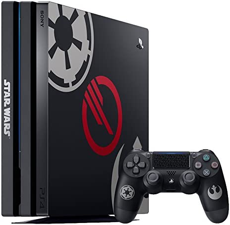 Sony PlayStation 4 Pro 1TB Star Wars Battlefront II Bundle - Videoconsolas: Amazon.es: Videojuegos
