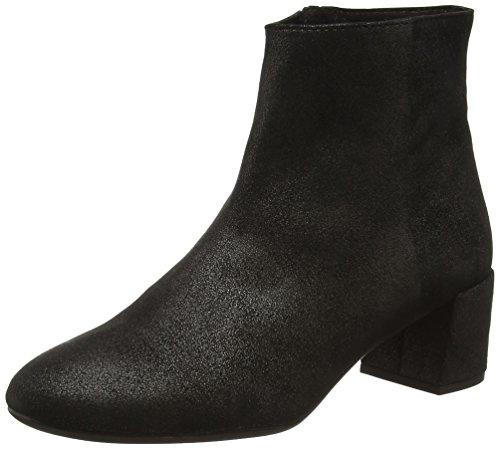 Ankle Black Women's plomo Unisa mts Boots Karisi 4qCWnnRT1