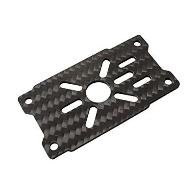 Hobbypower 3k Cf 2212-5208 Motor Mount Plate for 16mm Arm Tube Quadcopter Hexacopter Octa