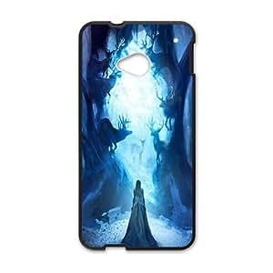 HTC One M7 Phone Case Black Magic SEW5337930
