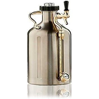 koolatron ktb05bn 5 liter beer keg chiiler silver appliances. Black Bedroom Furniture Sets. Home Design Ideas