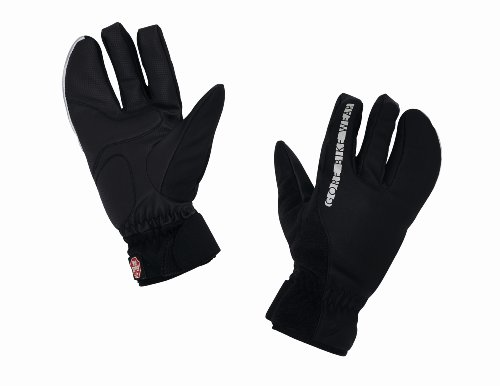 lobster claw cycling gloves - 3