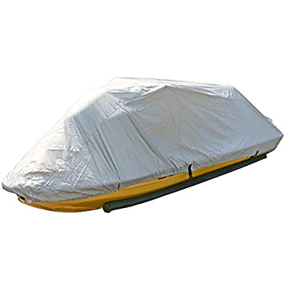 """116"""" to 135"""" Silver Standard Personal 3-Up Watercraft 3 oz. Cover"""