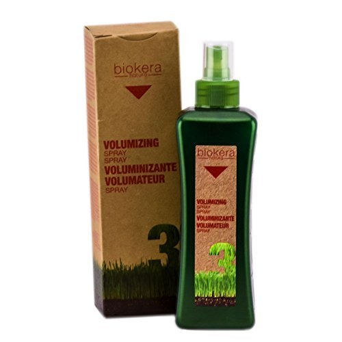 Salerm Biokera Natura Volumizing Spray 300 ml / 10.1 oz by Salerm
