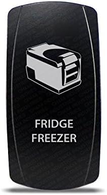 CH4 X 4 Rocker Interruptor frigorífico congelador símbolo 2 ...