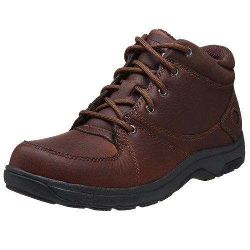 Dunham by New Balance Men's Addison Mid Cut Waterproof Boot