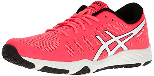 ASICS White Diva Pink Gel TR Shoe Cross Trainer Nitrofuze Women's Black BBzwr1