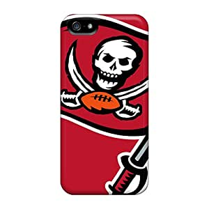 First-class Case Cover For Iphone 5/5s Dual Protection Cover Tampa Bay Buccaneers