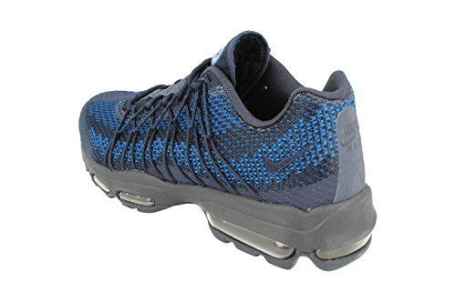 Nike Air Max 95 Ultra JCRD, Scarpe da Corsa Uomo Obsidian Gym Blue 400