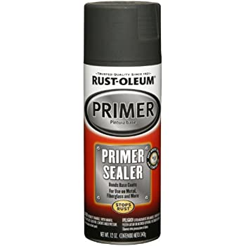 rust oleum 249321 automotive 12 ounce primer sealer spray paint
